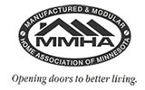 Manufactured & Modular Home Association - logo