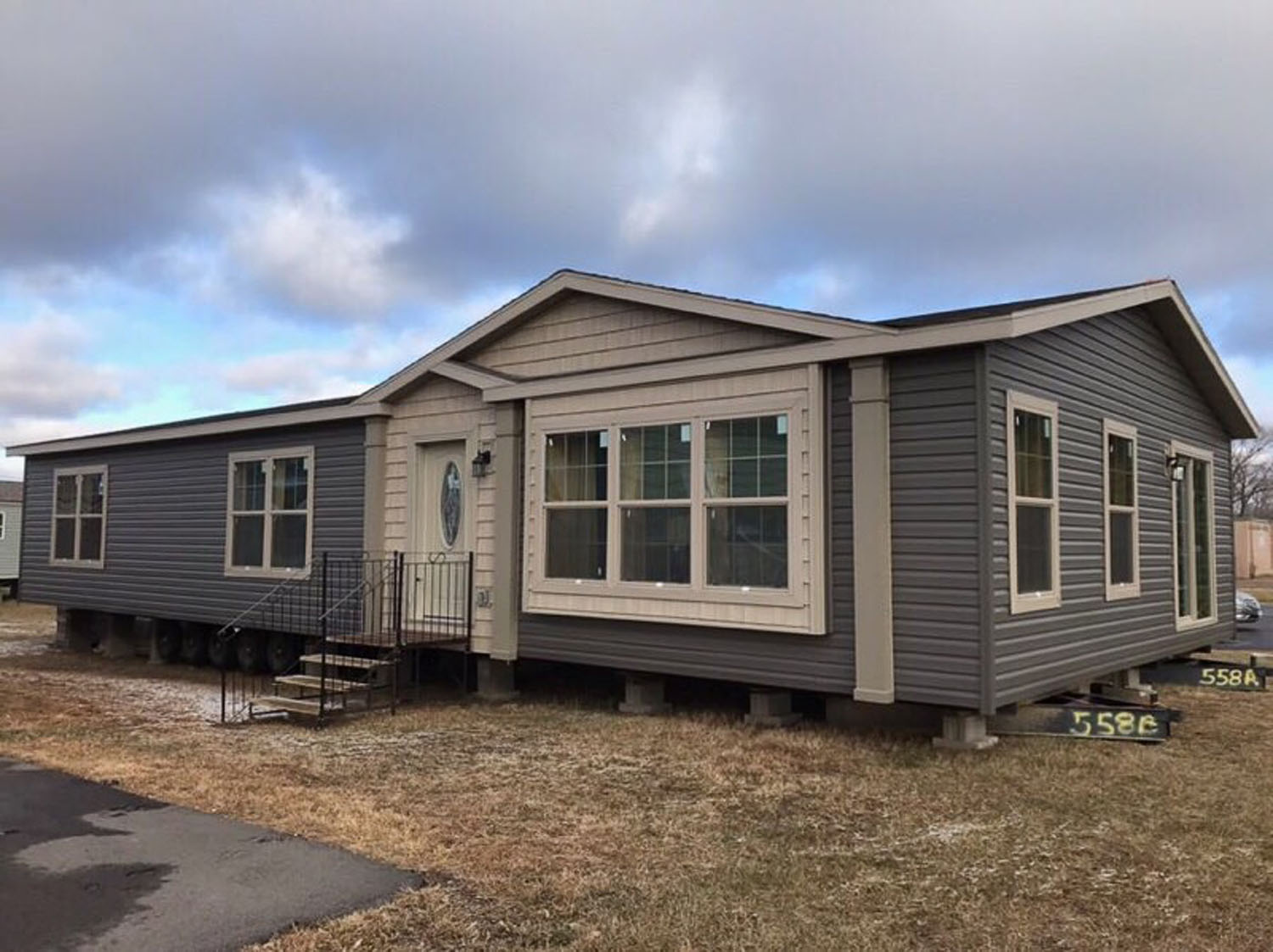 Hickory Manufactured Home Model